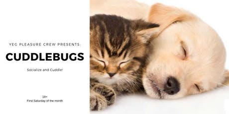 CuddleBugs Social and Cuddly Event tickets