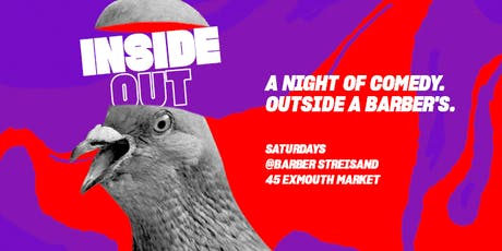 Inside Out Comedy tickets