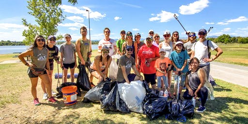 World Cleanup Day Gathering