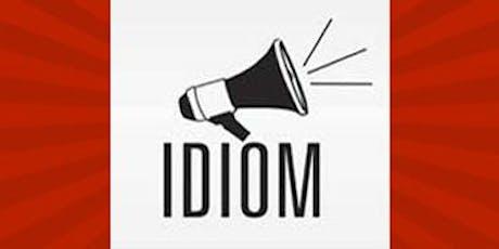 IDIOM - A Live Improv Show tickets