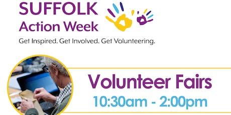 Lowestoft Library Volunteer Fair tickets