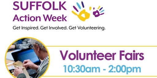 Lowestoft Library Volunteer Fair