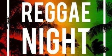 Reggae Night at 201 Tapas Lounge tickets