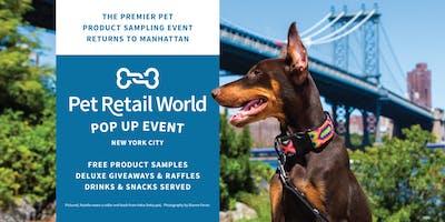 Pet Retail World Pop Up NYC 2019