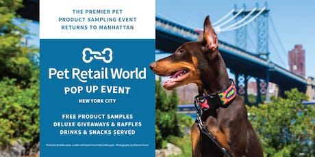 Pet Retail World Pop Up NYC 2019 tickets