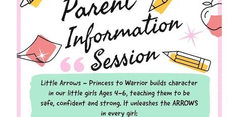 Little Arrows Squad -Parent Meeting tickets