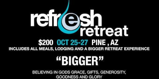 REFRESH RETREAT 2019