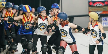 Roller Derby Skills Clinic for Flat Track Kids with Fun Scrimmage Bout tickets