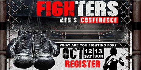 """Resurrection Church - """"Fighters: What are you fighting for?"""" Men's Conference tickets"""