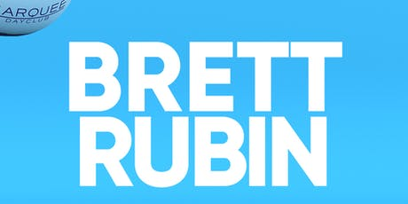 Brett Rubin at Marquee Dayclub Free Guestlist - 10/27/2019 tickets