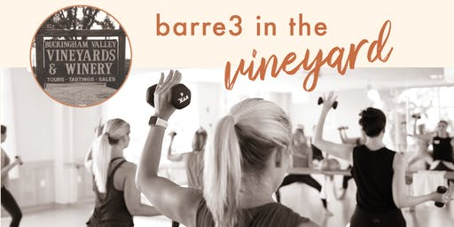 Barre3 in the Vineyard