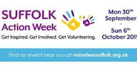 Felixstowe Library Volunteer Fair tickets