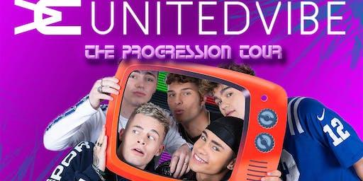 United Vibe - The Progression Tour London