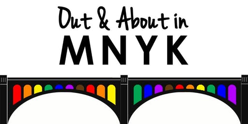 Out & About in MNYK Drag Show!