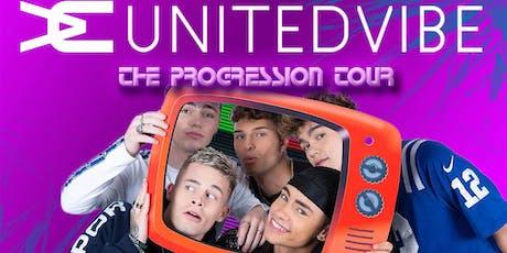 United Vibe - The Progression Tour Liverpool tickets