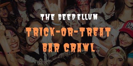 Dallas Trick or Treat Bar Crawl tickets