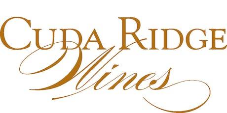 Cuda Ridge White Wine Blending tickets