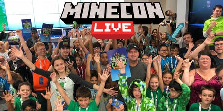 Calling All Minecrafters! 2019 MINECON Live Party at Microsoft Aventura! tickets