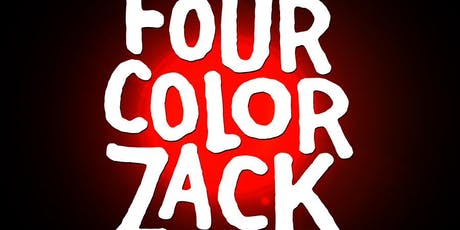 Four Color Zack at Tao Free Guestlist - 10/04/2019 tickets