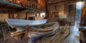 Journée du Patrimoine - Visite d'un Chantier Naval mythique de Marseille