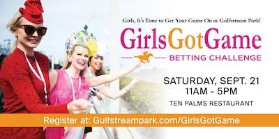 Girls Got Game Betting Challenge