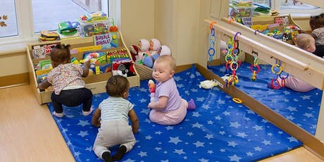 Supporting the Social-Emotional Development of Infants & Toddlers tickets