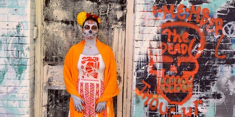Día de Los Muertos: City of Souls Closing tickets
