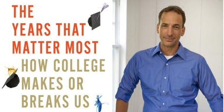 A Conversation With Paul Tough: How College Makes or Breaks Us tickets