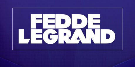Fedde Le Grand at Marquee Free Guestlist - 10/25/2019 tickets
