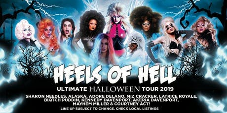 Heels Of Hell - MANCHESTER tickets