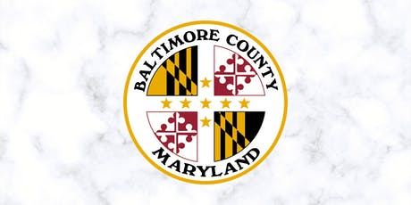 Baltimore County Disparity Study Business Community Meeting tickets