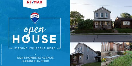 Open House 1024 Rhomberg Ave tickets