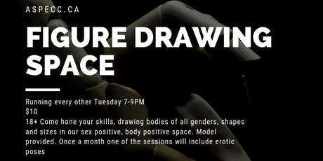 Figure Drawing Space tickets