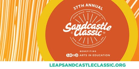 37th Annual Sandcastle Classic at Ocean Beach tickets