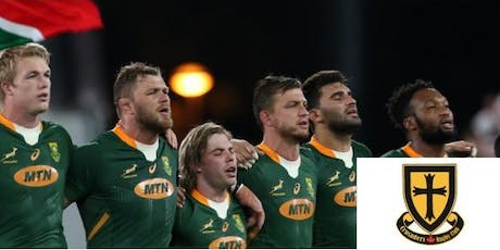 Springboks RWC - Sep21 All Blacks. Sep28 Namibia. Oct4 Italy. Oct8 Canada  tickets