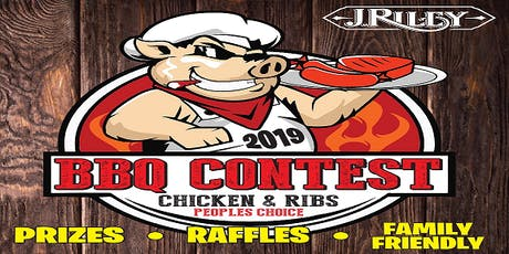 J. Riley BBQ Contest tickets