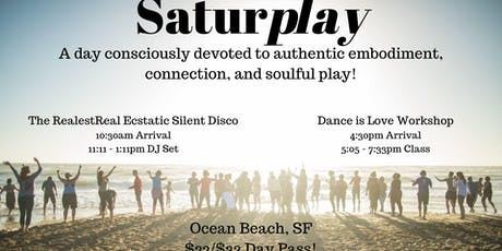 SaturPLAY - 2 Beach events! tickets