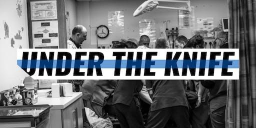 Under The Knife Film Screening + Q&A