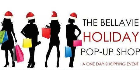 7TH Annual BELLAVIE Holiday Pop-Up Shop tickets