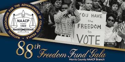 88th  MCNAACP Freedom Fund Gala