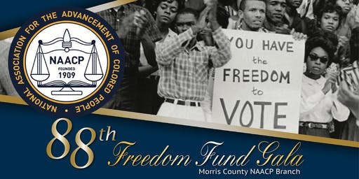 88th  MCNAACP Freedom Fund Gala