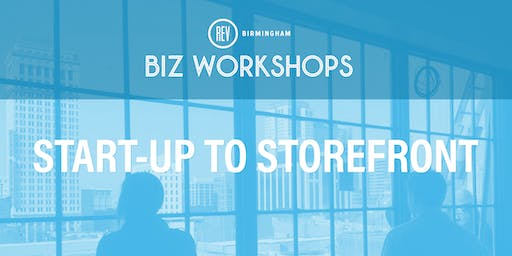 Start-up to Storefront