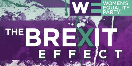 The Brexit Effect - How Will Leaving the EU Impact Women? tickets