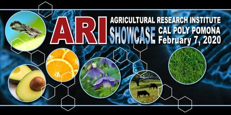 Cal Poly Pomona Agricultural Research Institute Showcase 2020 tickets
