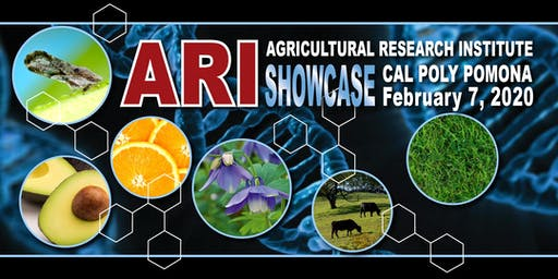Cal Poly Pomona Agricultural Research Institute Showcase 2020