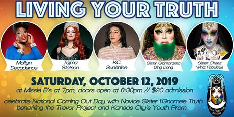 Living Your Truth tickets