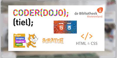 Coderdojo-tiel 21 September 2019