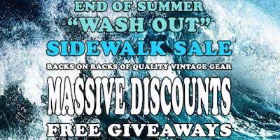 Vintage Wave End of Summer Sale