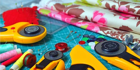 Zero Waste Top & Bag Workshop (Sewing experience required) tickets