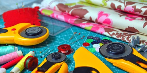Zero Waste Top & Bag Workshop (Sewing experience required)